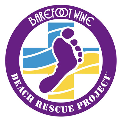 Barefoot Wine Beach Rescue Project