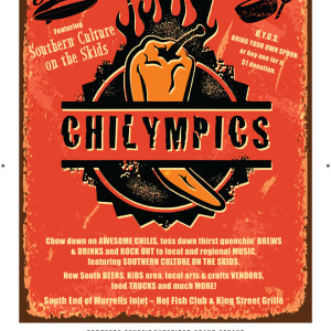 IT'S TIME FOR THE 2015 CHILYMPICS – 10/11/2015!