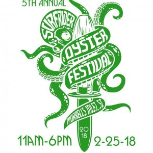 5th Annual Oyster Roast and Bloody Mary Contest